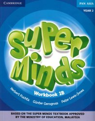 Super Minds Workbook 1B (YEAR 2)